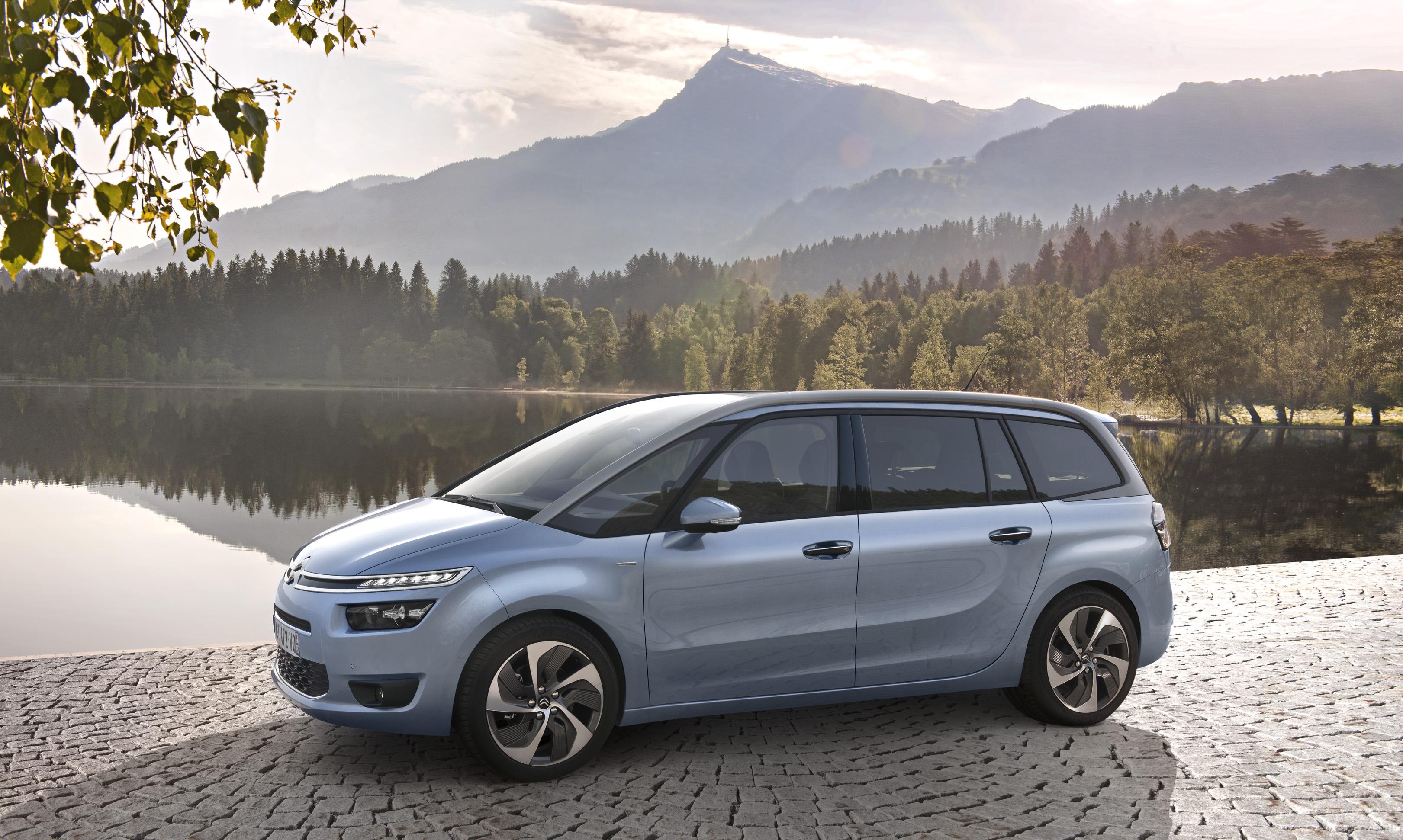 La nuova Citroën C4 Grand Picasso
