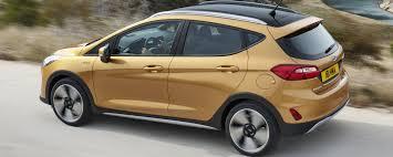 Nuova Ford Fiesta per il noleggio a lungo termine