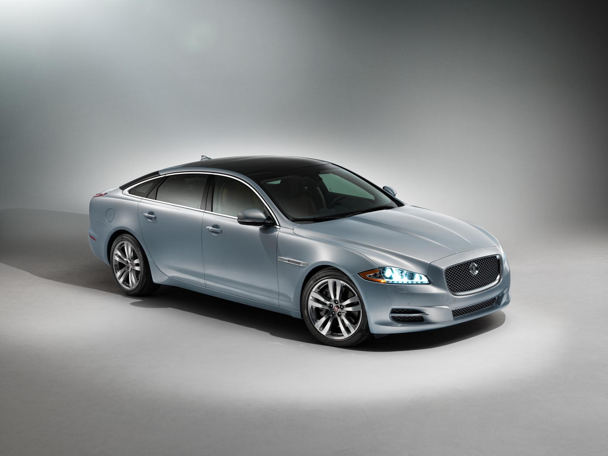 Nuova Jaguar XE