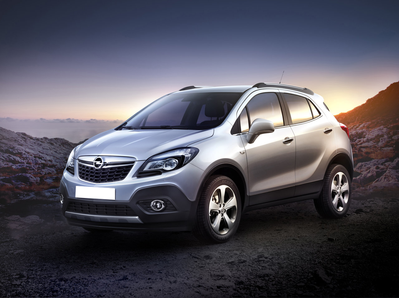 La nuova Opel Mokka GPL
