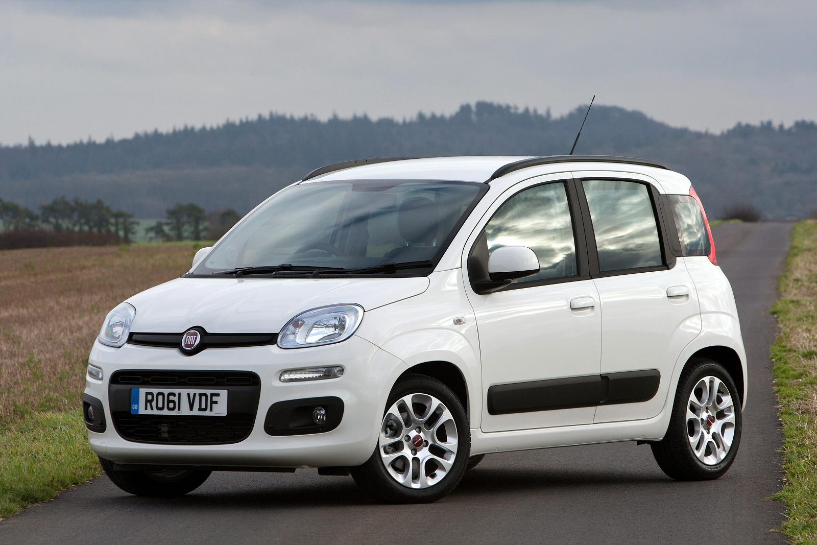 Fiat Panda al Top di vendite