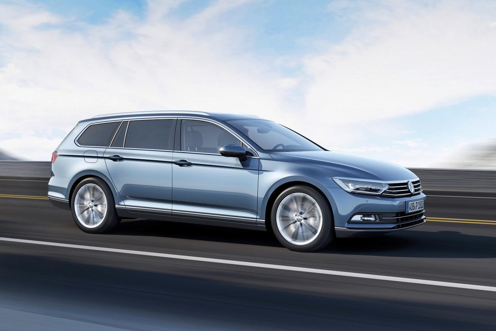 La Nuova VW Passat