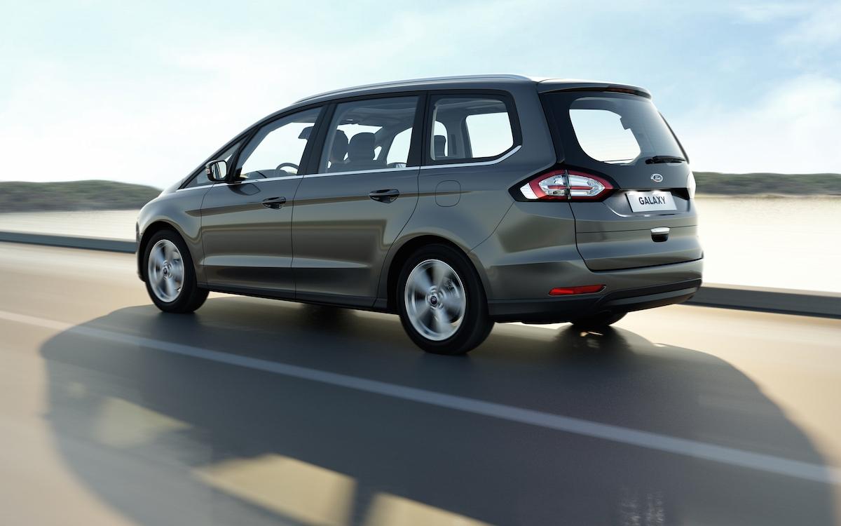 Nuovo Ford Galaxy