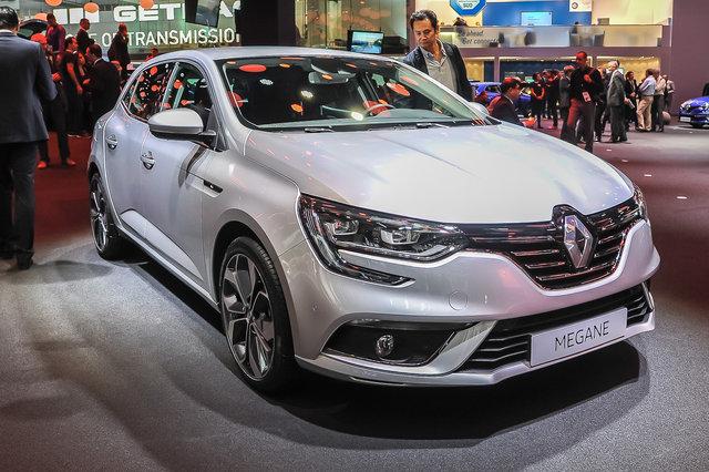 la Nuova Renault Megane