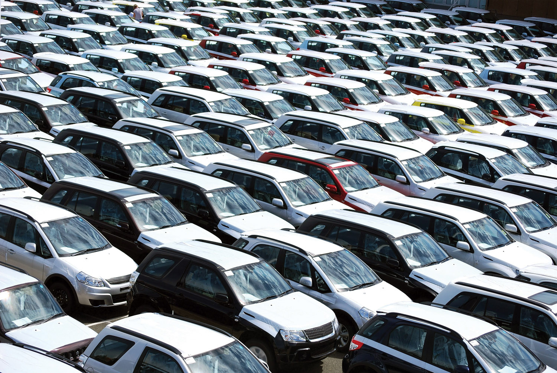Mercato Automobili 2014