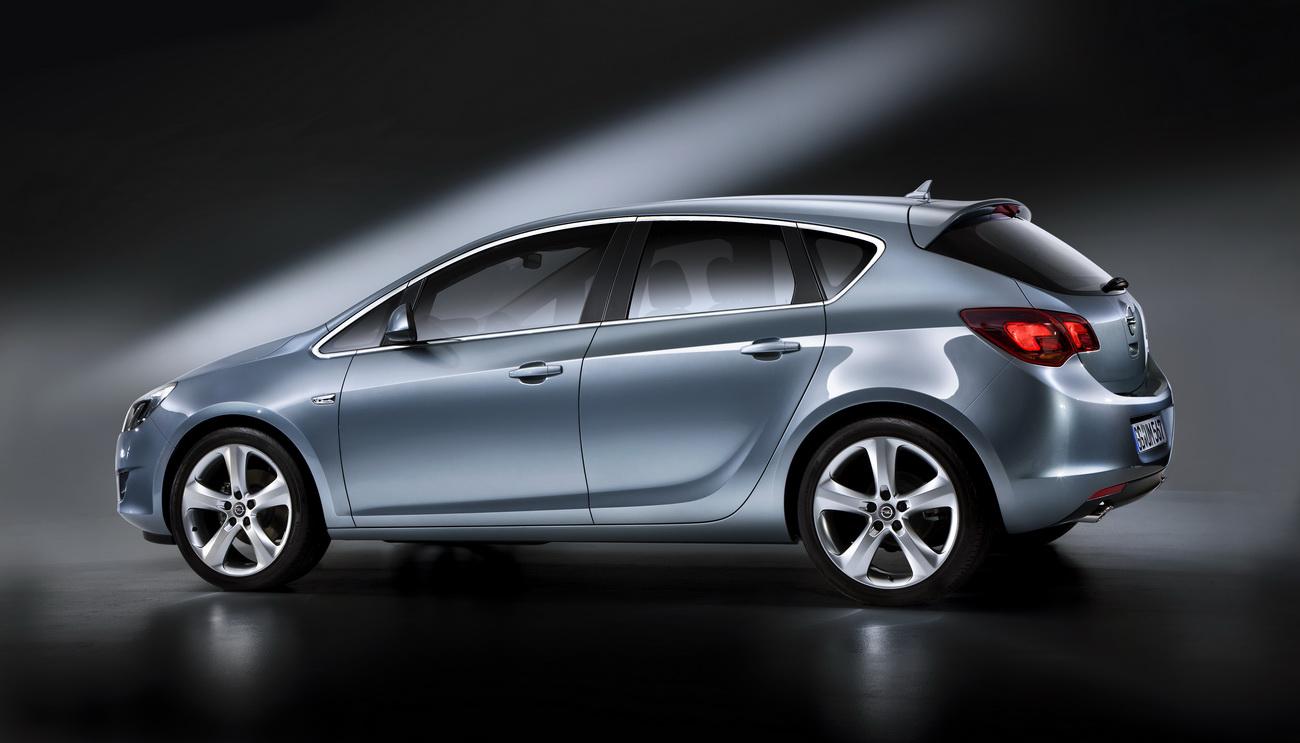 La Nuova Opel Astra