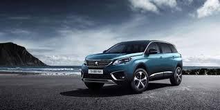 La Nuova Peugeot 5008 a 7 posti